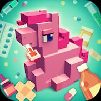 pony hospital craft: pet doctor games for girls 3d gameskip
