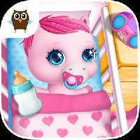 pony sisters baby horse care gameskip