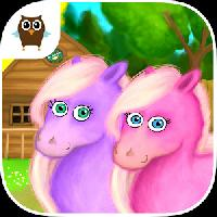 pony sisters in magic garden gameskip