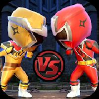 power ninja steel fight gameskip