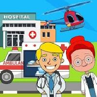 pretend my city hospital: town doctor story gameskip