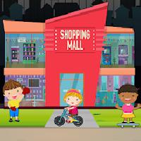 pretend my mall: town shopping center gameskip