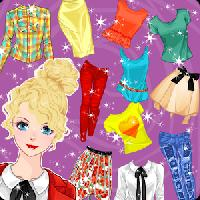princess dress up doll fashion gameskip