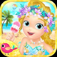 princess libby's beach day gameskip