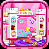 princess room cleanup gameskip