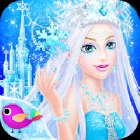 princess salon: frozen party gameskip