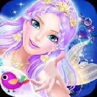 princess salon: mermaid doris gameskip
