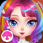 princess sandy: hair salon gameskip