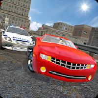 prison escape police car chase gameskip