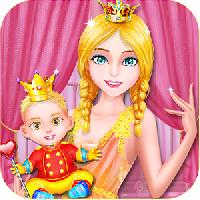 queen birth - games for girls gameskip