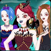 queen of vampire girl game