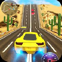 racing in car 3d gameskip
