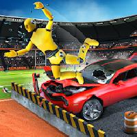 ragdoll car crash gameskip