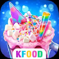 rainbow unicorn poop: desserts food maker gameskip