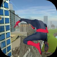 real spider gangster city -amazing rope vice vegas gameskip