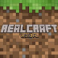 realcraft mincraft original pocket edition free pe gameskip