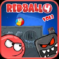red hero 4 - bounce ball adventure gameskip
