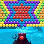 reef pop bubble shooter gameskip