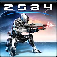 rivals at war: 2084 gameskip
