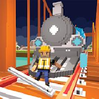 river railway bridge construction train games 2017 gameskip