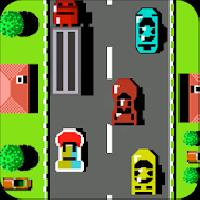 road fighter - car racing gameskip