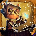 robo5: 3d action puzzle gameskip