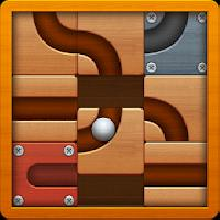 roll the ball - slide puzzle gameskip