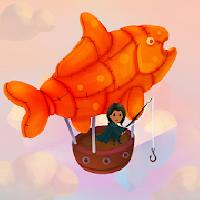 rule with an iron fish: a pirate fishing rpg gameskip