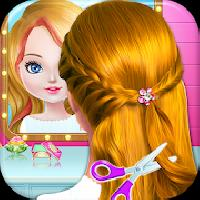 school kids hair styles-makeup artist girls salon gameskip
