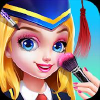 school makeup salon gameskip