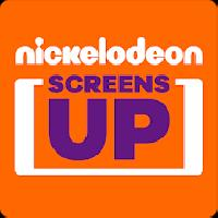screens up by nickelodeon gameskip