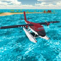 sea plane: flight simulator 3d gameskip