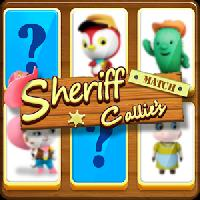 sheriff cat memory kids gameskip