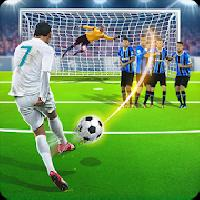 shoot goal football gameskip