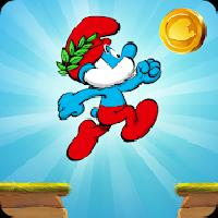 gameskip smurfs epic run