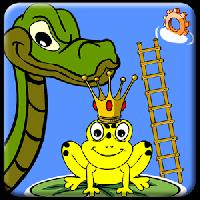 snake and ladder animated gameskip