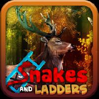 snake and ladder: fantasy forest gameskip