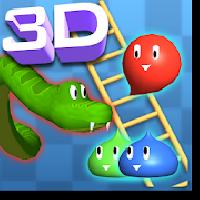 snakes and ladders 3d battle gameskip