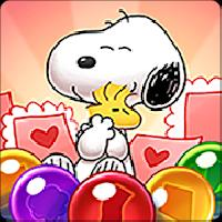 snoopy pop - free match, blast and pop bubble game gameskip