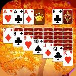 solitaire: autumn love gameskip