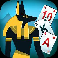 solitaire egypt match gameskip
