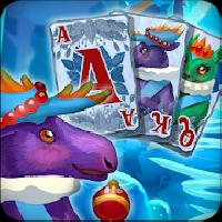solitaire: frozen dream forest