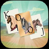 solitaire horse game: cards gameskip