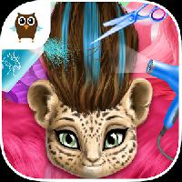 space animal hair salon full gameskip