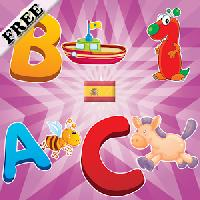 spanish alphabet game for kids gameskip
