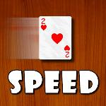 speed card game (spit slam) gameskip