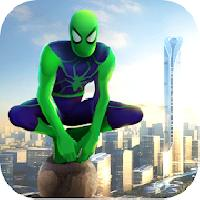 spider rope hero - gangster crime city gameskip