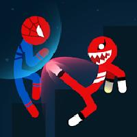 spider stickman fighting - supreme warriors gameskip