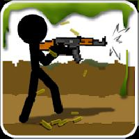 stickman and gun gameskip