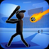 stickman baseball gameskip